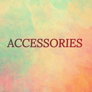 Accessories - Scarves, hair pieces, headbands, belts, watches